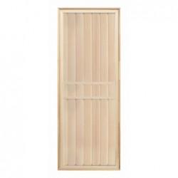 Дверь глухая липа (коробка Хвоя) 1900х700