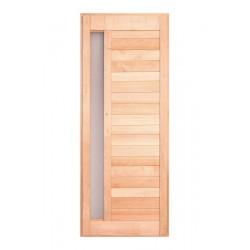 Дверь ОЛЬХА со стеклом, 1900х700, арт. ДСО