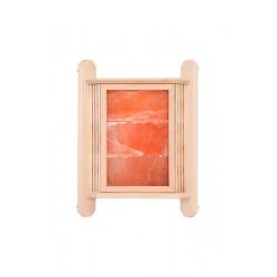 Абажур под гималайскую соль (3 плитки, Ольха, угловой), арт. АСО-3 без соли
