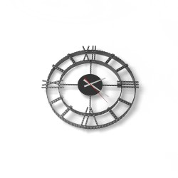 Часы кованные Везувий 2S