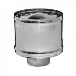 Зонт-К с ветрозащитой (430/0,5 мм) Ф80