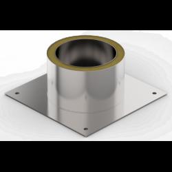 Потолочно проходной узел (430/0,5 мм + термо) Ф80