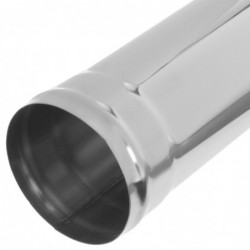 Дымоход 0,5м (430/0,5 мм) Ф80